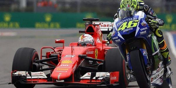 Motori, il dottore sta guarendo e la rossa non brilla