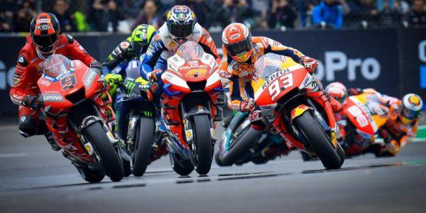 Moto GP: nuova gara, stesso copione!