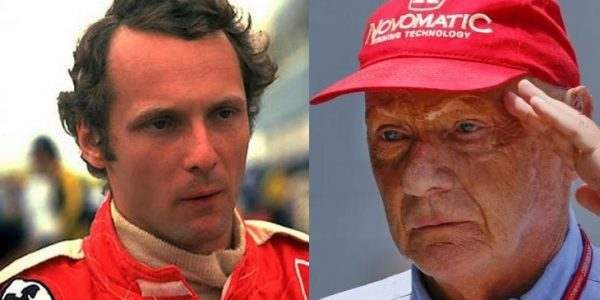 Niki Lauda: addio alla leggenda della F1