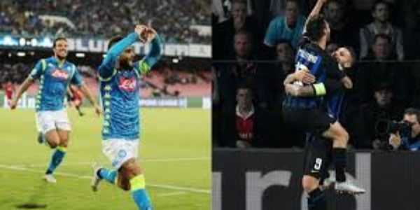 Calcio:Champion League, Inter e Napoli sognano!