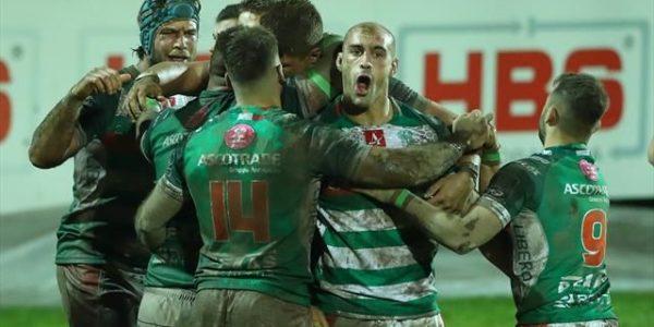 Rugby: buon successo della Benetton Treviso