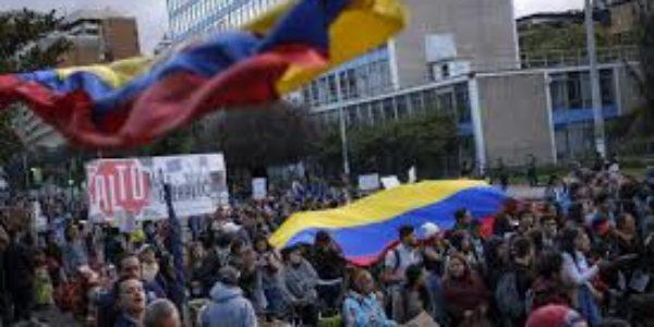 Colombia: le proteste che fanno rumore