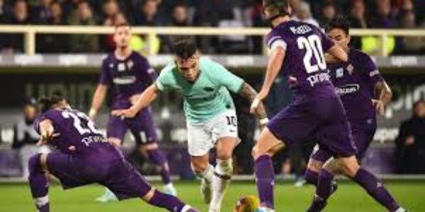 Calcio: Il posticipo della Serie A domenicale, Fiorentina-Inter 1-1