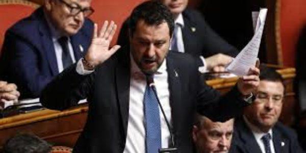 Politica:Caso Gregoretti Salvini non è al di sopra della legge