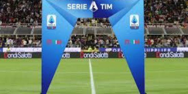 """Calcio:serie A """"visti dall'alto siamo meglio"""""""
