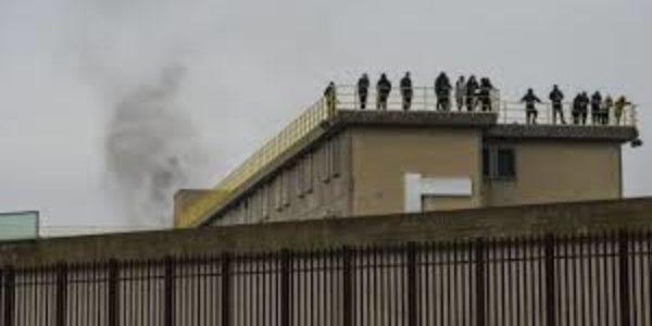 Covid19: Proteste nelle carceri con la rivoluzione dei delinquenti