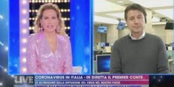 """Tutti i politici in video: loro si che sono contenti del coronavirus"""""""