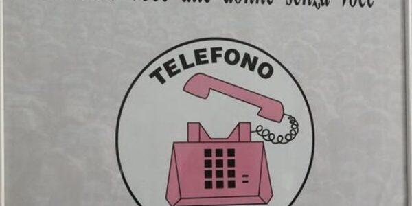 Telefono rosa: 1522 una cornetta salvavita