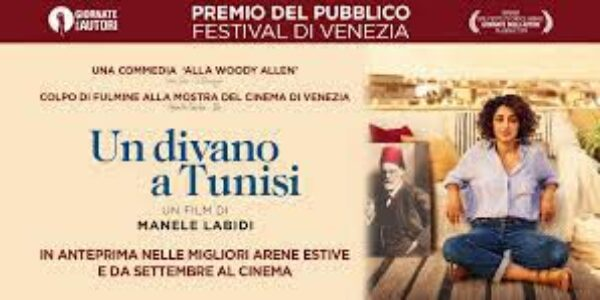 Film per TVGNEWS: Un divano a Tunisi. psicologia a confronto