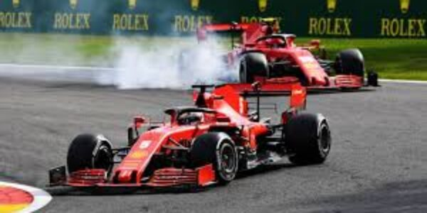 Spert/Formula 1, Ferrari: …eppur si muove.