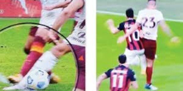Calcio/ Milan-Roma: L'arbitro 12 rossonero in campo
