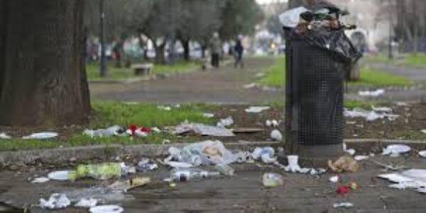 Roma/Degrado: I parchi della vergogna e verde pubblico. Un binomio perdente