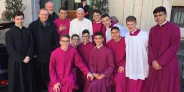 Vaticano: nella veste del peccato