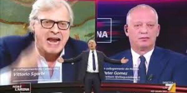 Tv: Dibattiti, uno show da clima da pollaio