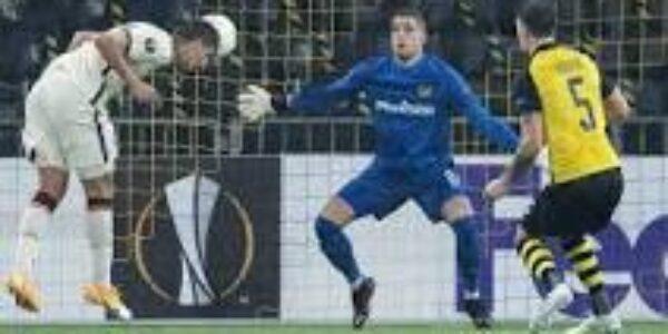 Calcio/Europa League: La Roma non brilla (2)