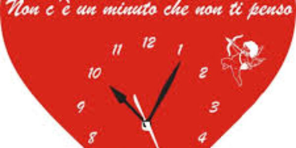Donna/ Amore ad orologeria