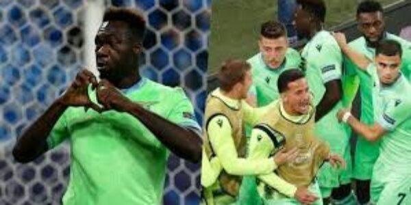 Champions league: Caicedo salva di nuovo la Lazio