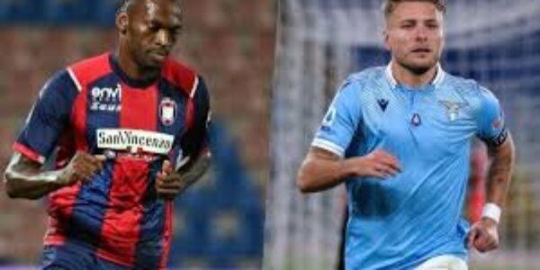 Sport/calcio: Crotone – Lazio 0-2 maltempo non ferma le aquile