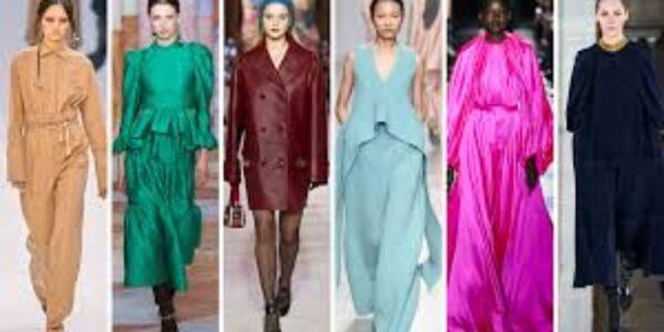 Moda: i colori per la donna in ogni stagione