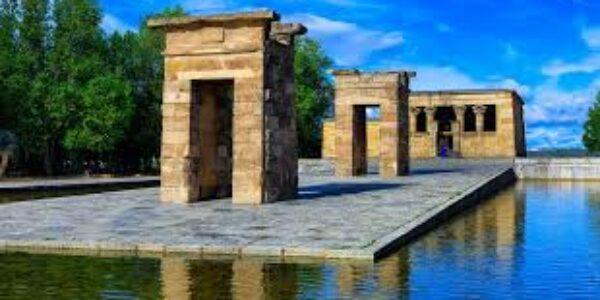 Erasmus/Madrid vista dall'Egitto