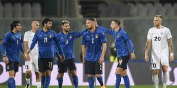 Nazionale/Italia – Estonia: le pagelle di TVGNEWS