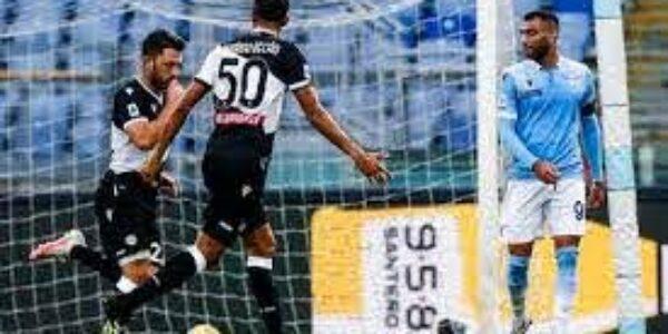Calcio/Lazio – Udinese, le pagelle di TVGNEWS