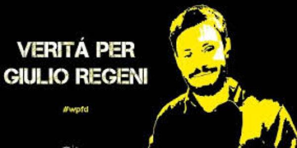 Caso Regeni: TVGNEWS verità per Giulio Regeni