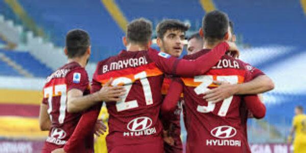 Sport/Calcio: Arbitraggio Roma- Parma; Manganiello stile british