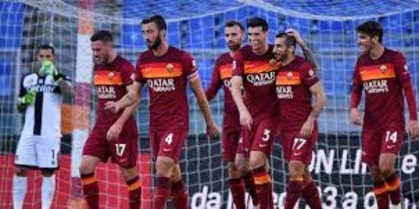 "Sport/Calcio: Roma Parma ""AD MAYORAL"" : 3-0"