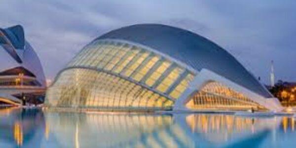 Erasmus/Valencia: Città della scienza, un altro mondo in questa città