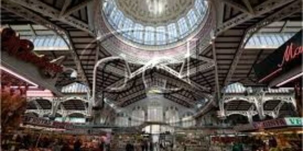 Valencia/Il Mercato Centrale: tra modernismo e gastronomia