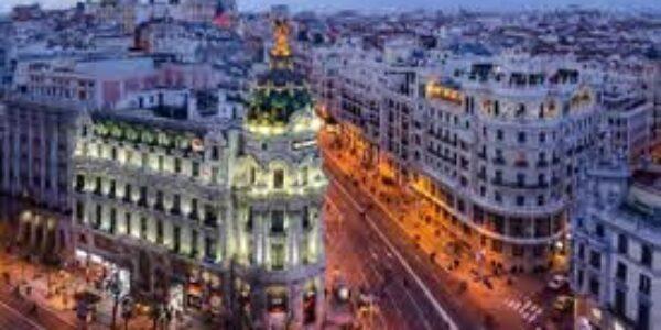 Madrid/La Gran Via…unica strada al mondo
