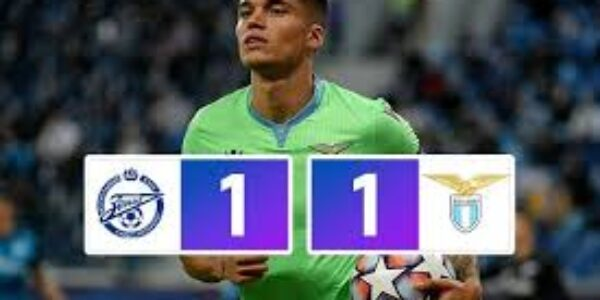 Champions League: le pagelle di Zenit  – Lazio