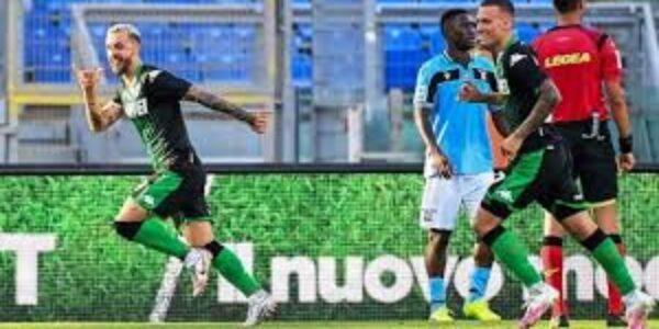 Sport/Calcio: Lazio – Sassuolo (2-1) le pagelle di TVGNEWS
