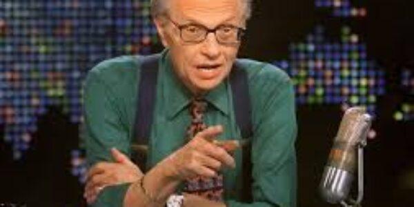 """Giornalismo/ E' morto Larry King un """"immenso"""" del giornalismo televisivo"""
