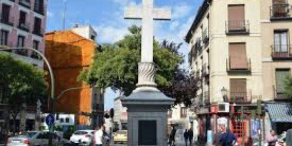 Erasmus: Madrid, Plaza de la Puerta Cerrada