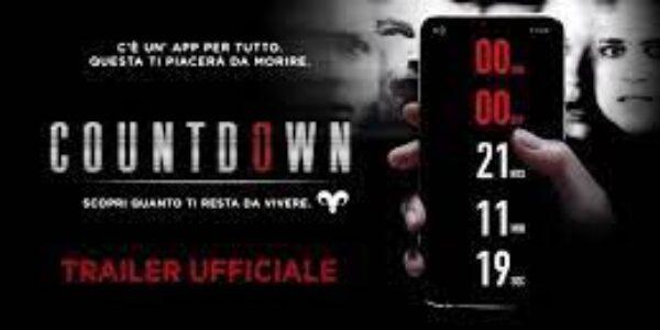 Spettacolo/Film: Countdown il tempo sta per scadere