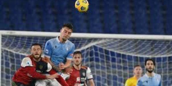Sport/Calcio: la Lazio ingrana la sesta (Lazio – Cagliari 1-0)