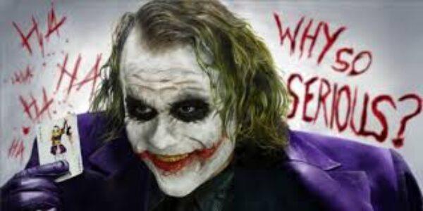 """Spettacolo/Film: """"Joker la follia dei giorni nostri""""."""