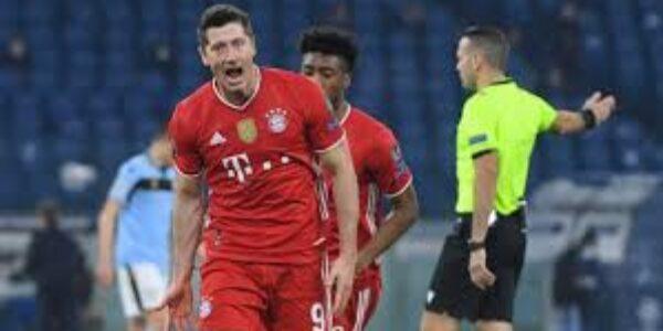 Sport/Calcio: Champions League; Lazio fa harakiri con il Bayern