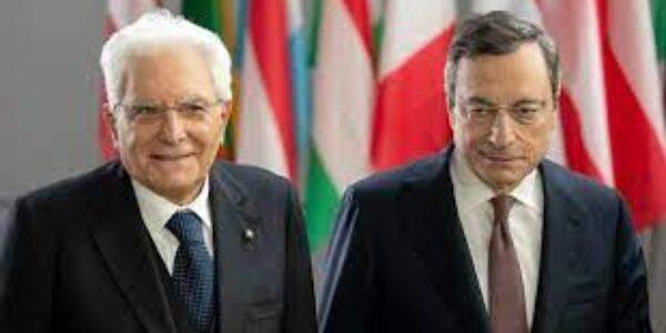 Crisi di Governo: Mattarella convoca Mario Draghi
