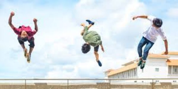 Sport/Parkour…spiccare il volo senza ali