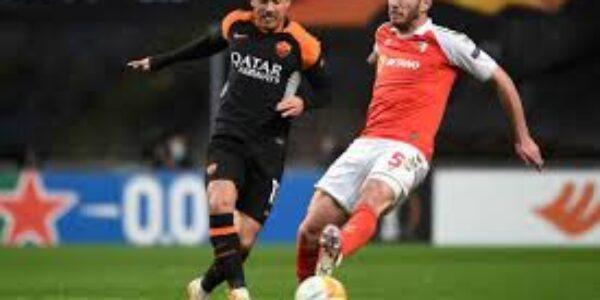 Sport/Calcio, Europa League: Fonseca porta la Roma agli ottavi