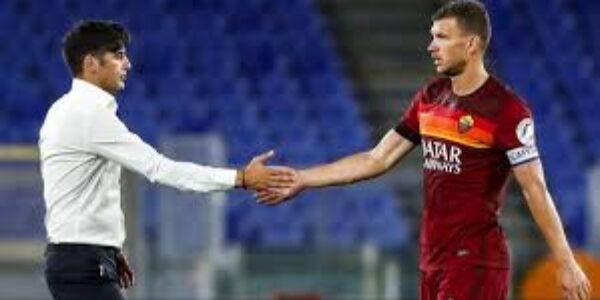"Sport/Calcio: Roma. ""Dzeko adesso basta"""