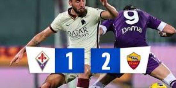 Sport/Calcio: le pagelle di TVGNEWS per Fiorentina-Roma (1-2)