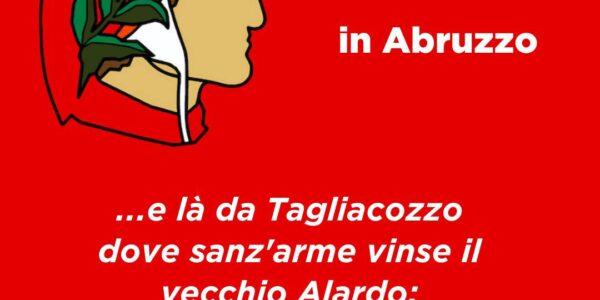 Dante/Dantedì: l'Università di Tor Vergata a Tagliacozzo