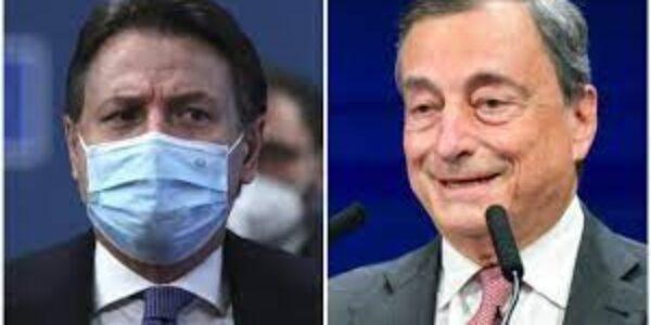 Politica: perchè Draghi si e Conte no