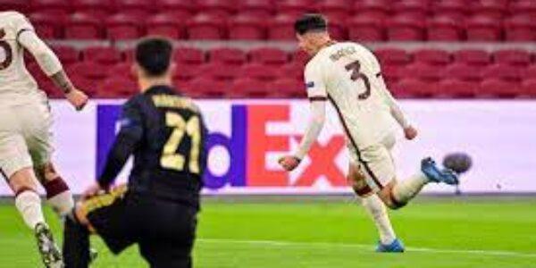 Sport/Calcio: Europa League; Ajax – Roma (1-2) arbitro e allenatore per TVGNEWS