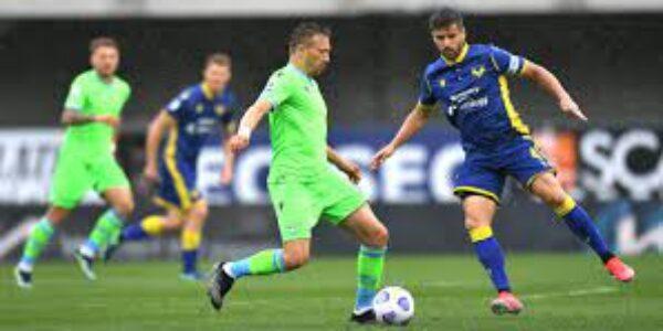 Sport/Calcio: Verona-Lazio (0-1) , pagelle di TVGNEWS per allenatore ed arbitro