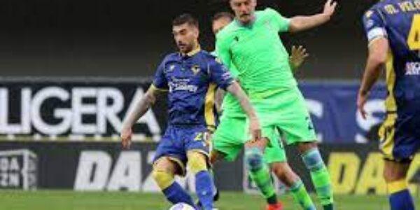 Sport/calcio: Verona – Lazio (0-1) la partita